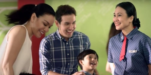 Can-relate! Jollibee stories capture Pinoy family moments