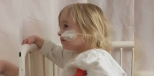 Beware of the battery: A swallowed lithium battery almost cost this toddler her life