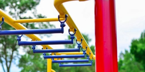 This kindergartener died playing with monkey bars