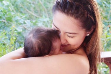 Dingdong and Marian preparing for baby Zia's christening