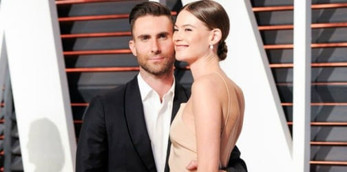 Adam Levine is going to be a daddy!