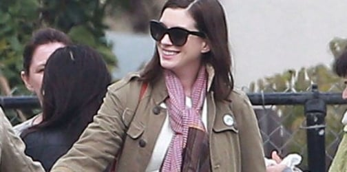 Anne Hathaway's baby shower: Is she having a girl or a boy?