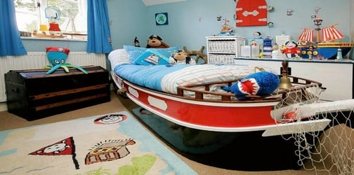 12 Amazing bedroom themes for kids
