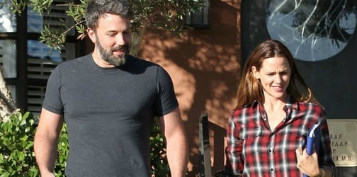 Ben Affleck and Jennifer Garner are in a 'good place' less than a year after divorce