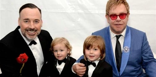 Elton John doesn't plan on leaving his fortune to his kids: 'It will ruin their lives'