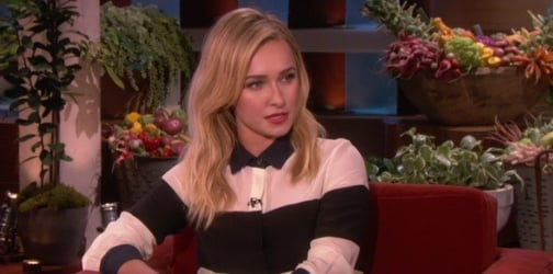 Hayden Panettiere on postpartum depression: 'The more open I was, the more acceptance I got.'