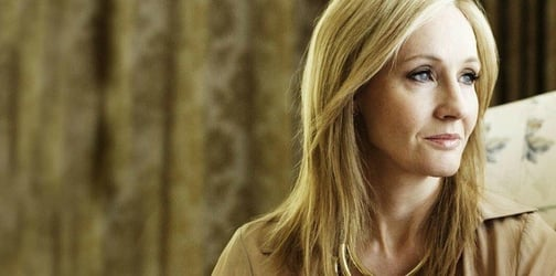 J.K. Rowling sends message of comfort for those missing their moms
