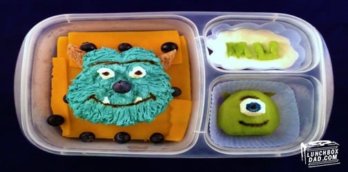 10 Amazing Disney themed lunches that kids will love