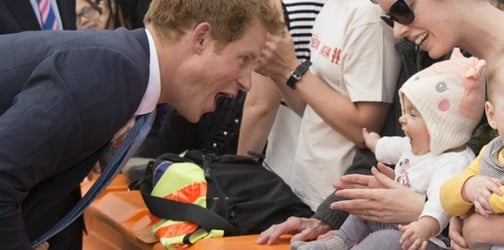 Prince Harry wants to be a dad soon to make his mom Diana proud