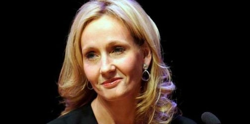 Mom thanks J.K. Rowling for giving her daughter strength during cancer battle