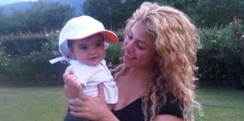 """Shakira says parenting opened up a """"new dimension of love"""""""