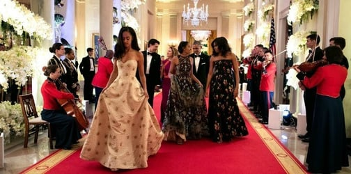 Obama on his daughters' body image: 'It helps that Michelle has 'curves'