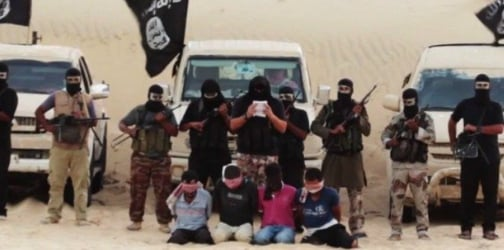 More children are being lured to Syria to join ISIS