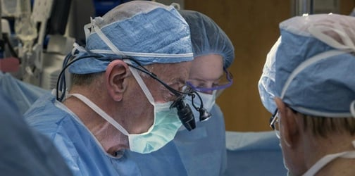 Complications from her transplant forced doctors to remove her uterus