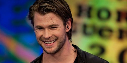 Chris Hemsworth says the set of 'The Huntsman: Winter's War' was like a big day care center