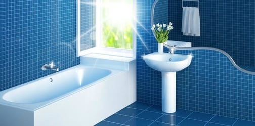 The secret to keeping a clean bathroom without actually cleaning