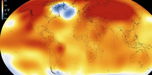 What you missed: Global temperature hits record high and other news