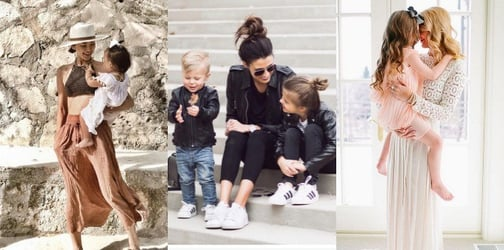 9 Mommy fashion bloggers who are total stylespirations