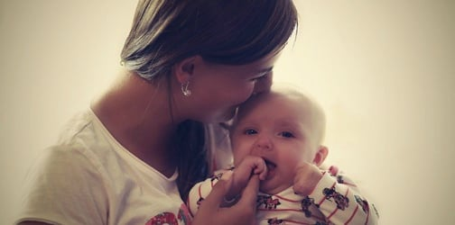 """Mom writes open letter to firstborn: """"I miss us"""""""