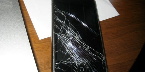 Using a charging mobile phone has terrible consequences