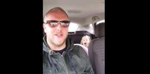 Watch: Hilarious video of dad denying daughter's wishes for a boyfriend