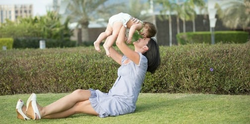 7 Ways for overwhelmed parents to stay positive