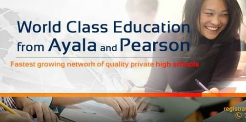Affordable world-class private education exists - in 27 schools right here in Metro Manila!
