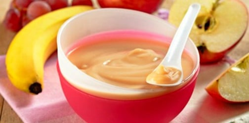 Here's how you can make delicious and nutritious baby food in 10 minutes