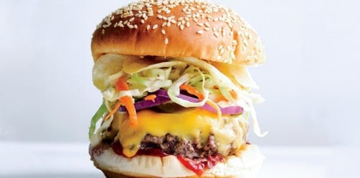 Celebrity chef Bobby Flay reveals the secret to the perfect burger
