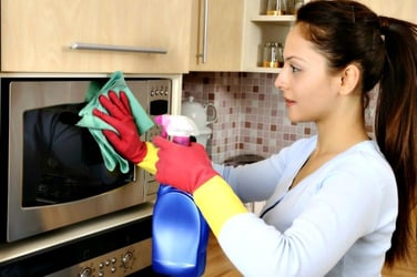 7 Tips to make cleaning your home less of a hassle