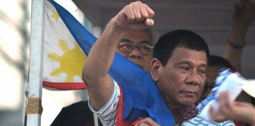 Duterte: Expand family planning and limit children to three per family