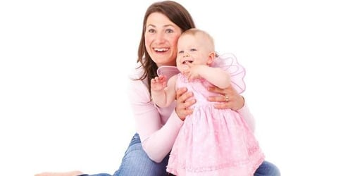 10 Funny things overeager first-time moms do