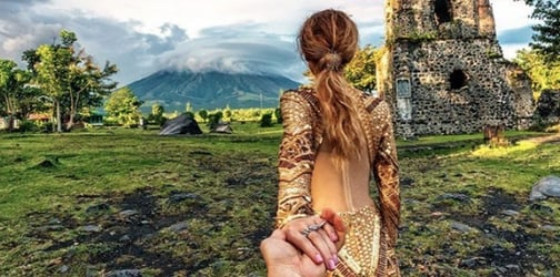 #FollowMeTo couple chooses Philippines for first TV episode
