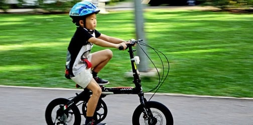 5 Ways to motivate your kids to be active
