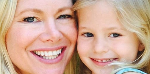 Months after her daughter's last chemo, mom finds out she has cancer too