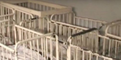 The heartbreaking story behind silent orphanage with a hundred babies
