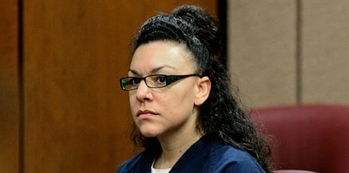 Woman who cut fetus from mom's womb gets 100 years in prison