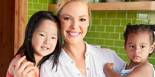 Katherine Heigl pregnant for the first time, will become mother-of-three