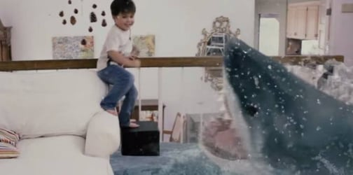 WATCH: Creative dad transforms 4-year-old son's playtime adventures into action movies
