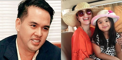 Cedric Lee denies he forcibly detained daughter-- temporarily loses visitation rights; Vina Morales seeks sole custody