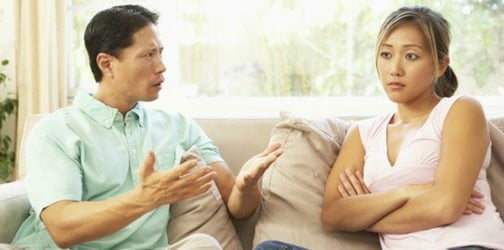 'My husband has been cheating since we got married. What should I do?'