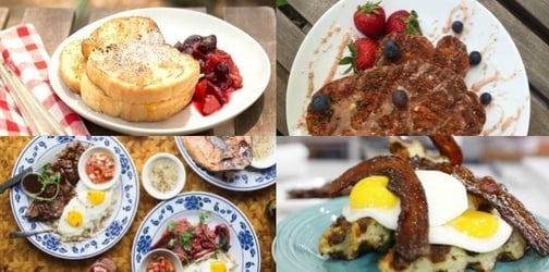 10 Father's Day breakfast in bed recipes dads will love