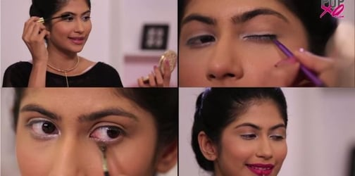 WATCH: Awesome makeup tricks for dusky skin