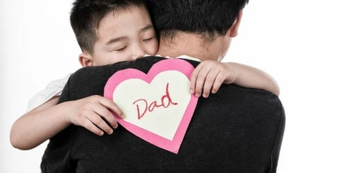 Many dads want to feel appreciated and valued as parents, survey finds