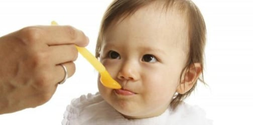 Why you shouldn't give your baby salt and sugar before they turn a year old