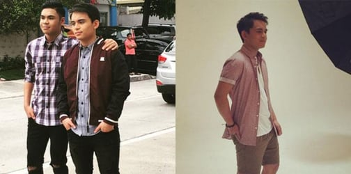 LOOK: Pacquiao's sons are now models