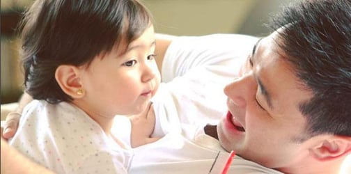 """Hayden Kho: """"The greatest gift a parent can give a child is time"""""""
