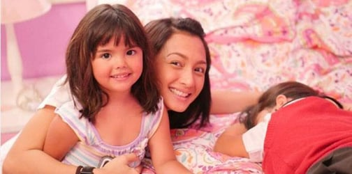 Tito and tita duties for these showbiz hotties