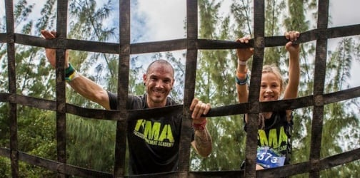 Get your kid into exercise: 3 tips from the dad of the world's fittest 9-year-old