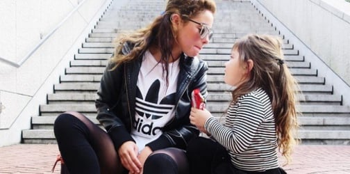 """Andi Eigenmann on her daughter: """"She is my top priority. It's not about me anymore."""""""